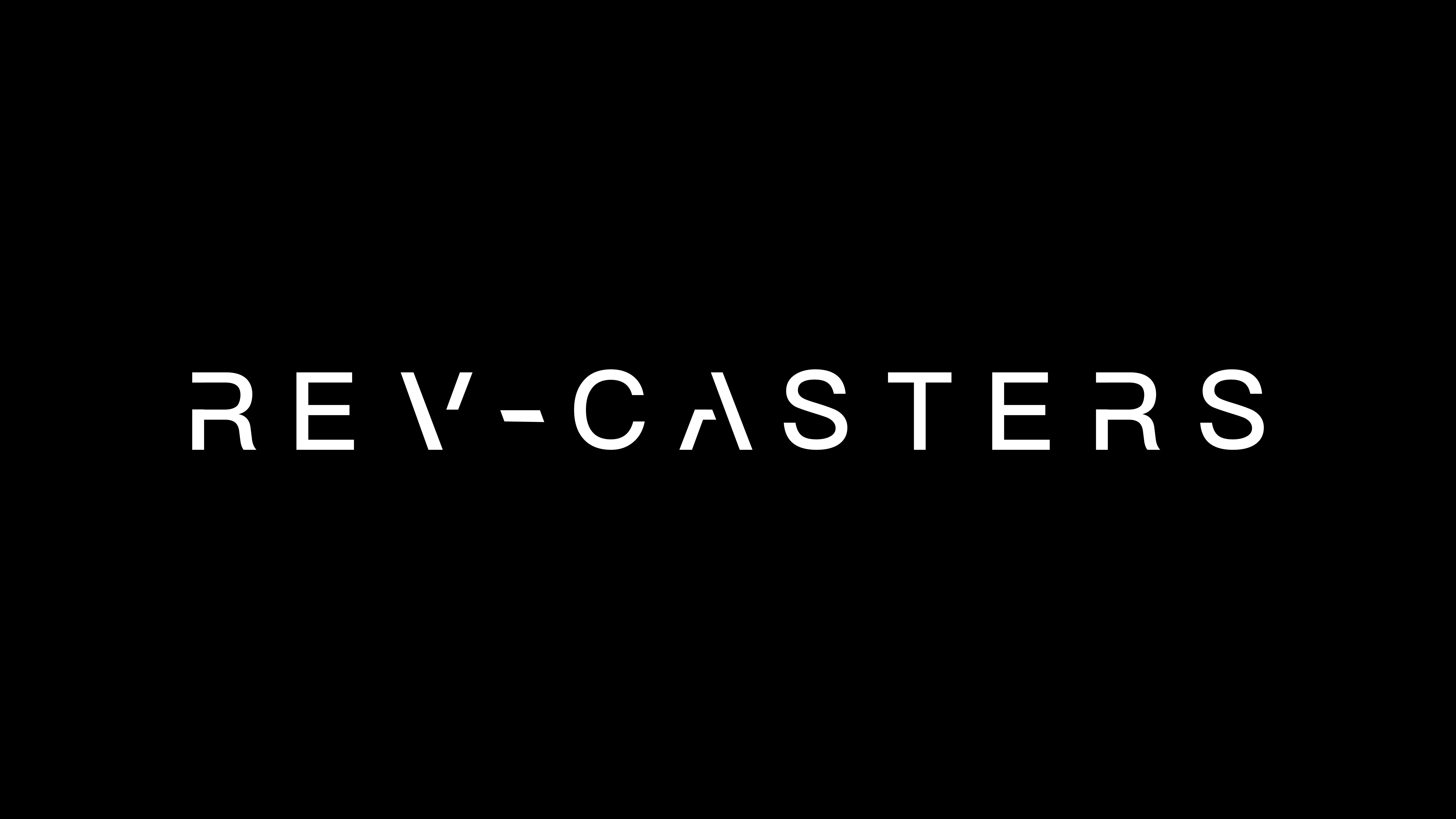 Rev-casters Black